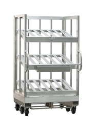Archive 187 Customized Order Picker Carts 2015 Indoff